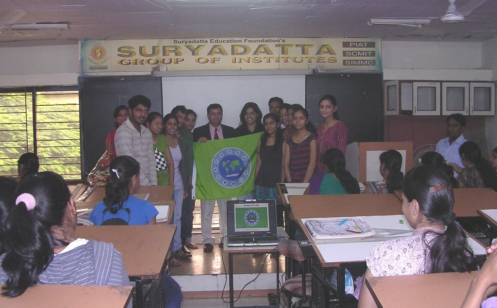 WorldFlag_SuryadattaGroupofInstitutes_Sep21_2011